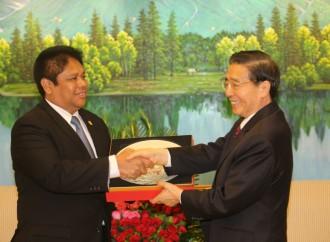 La seguridad como pilar importante para la relación entre Panamá y China