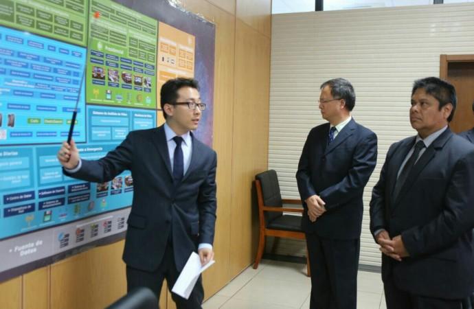 Panameños podrán capacitarse en Universidad china líder en tecnología
