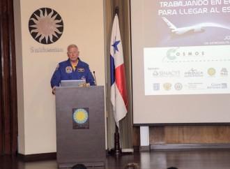 Lanzamiento de las Primeras Olimpiadas Panameñas de Ciencias Espaciales
