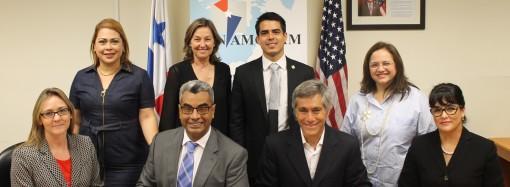 AmCham firma Alianza Estratégica con Visit USA Panamá