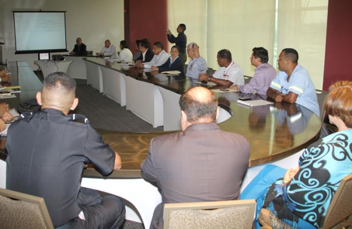 Autoridades trabajan en el diseño del sistema de nomenclatura de la ciudad de Panamá