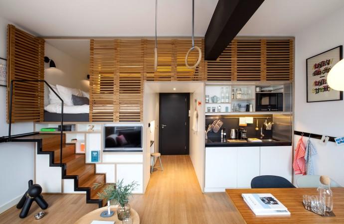 Tendencias para adaptarte a espacios reducidos chic y con estilo