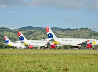 328 mil pasajeros se han movilizado por VivaColombia entre Panamá y Colombia