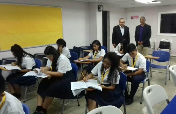 22 Escuelas van a segunda prueba del Concurso Nacional por la Excelencia Educativa