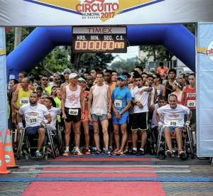 Mañana arranca el Circuito Municipal 5K y 21K Ruta Calidonia