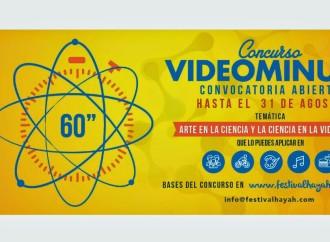 """HAYAHy la SENACYT lanzan Concurso Videominuto """"Arte en la Ciencia y Ciencia en la Vida Diaria"""""""