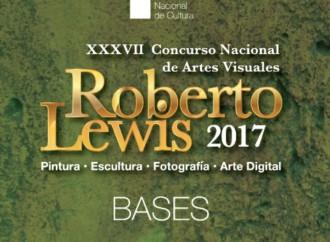 Participa en el XXXVII Concurso Nacional de Artes Visuales Roberto Lewis 2017