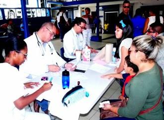 Policlínica de Arraiján habilita áreaexclusiva para la atención de pacientes con Conjuntivitis
