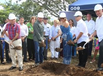 Autoridades dan «primera palada» del Centrode Convenciones Verde de Boquete