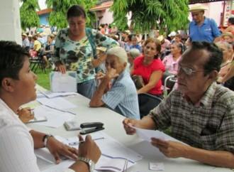 MIDES realizó jornada de verificación de la Fe de Vida en la provincia de Herrera