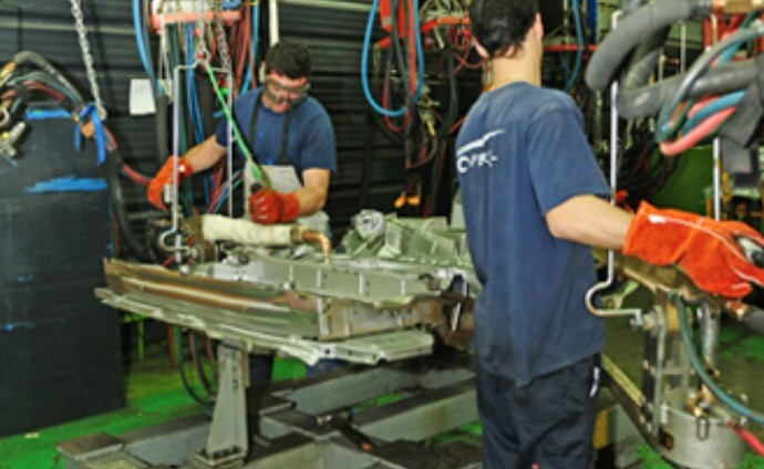 Producción industrial uruguaya creció 6.3% durante junio