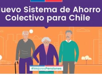"""Chile implementaría nuevo Sistema de Ahorro Colectivo para mejorar """"pensiones"""""""