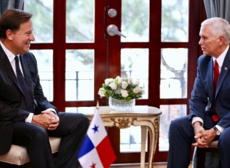 Presidente Varela posiciona a Panamá como aliado regional de Estados Unidos