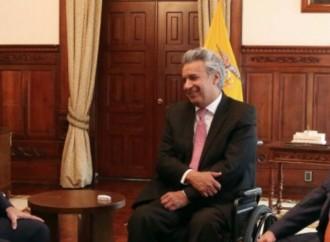 Grupo turístico español interesado en promover a Ecuador en Europa