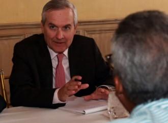 Ministero Alemán reitera a trabajadores del IDAAN que este Gobierno no privatizará la institución