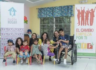 Herbalife reafirma su compromiso con la niñez panameña