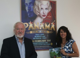 """""""Panama: The Musical"""", una obra en ingles promoverá el turismo de la mano de la ATP"""