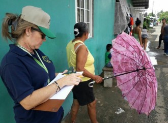 MINSA realiza evaluación sanitaria en zonas afectadas por inundaciones en Juan Díaz