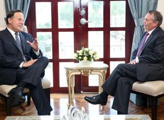 Reino Unido reconoce liderazgode Panamá para fortalecer alianzas en la región