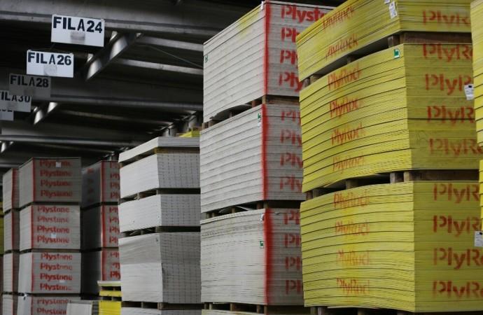 Plycem con crecimiento récord en exportaciones a EU