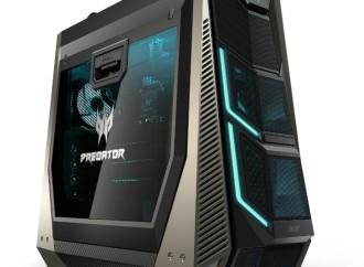 Acer amplía su arsenal gaming Predator con potentes PCs