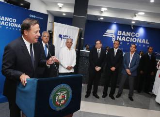 """Presidente Varela: """"Banca estatal debe estar al servicio de los ciudadanos"""""""