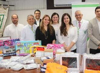 Trump International Hotel & Tower Panamá entrega donación al Hospital del Niño