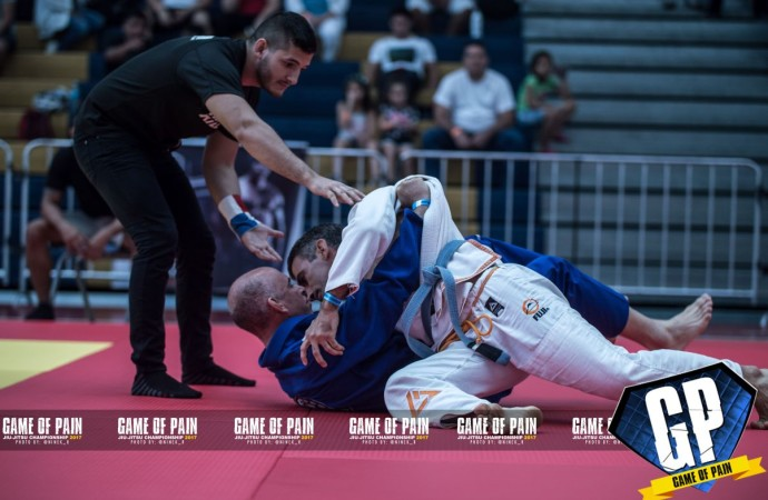 """Game of Pain"" organiza primer torneo de Jiu Jitsu Internacional en Panamá"