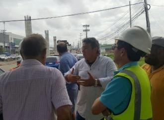Trabajos dereparación del puente vehicular de Villa Lucre durarían un mes