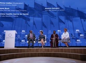 Primera Dama: inclusión y cero discriminación son fundamentales para cumplir con los ODS