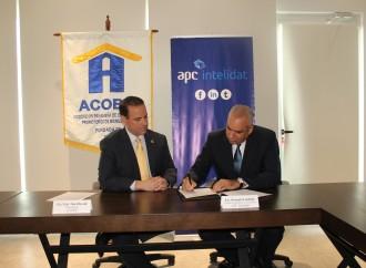 Acobir y APC Intelidat firman alianza de colaboración para promover políticas en contra del blanqueo de capitales