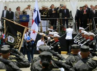 Estamentos de seguridad están para proteger al pueblo, la democracia y sus instituciones
