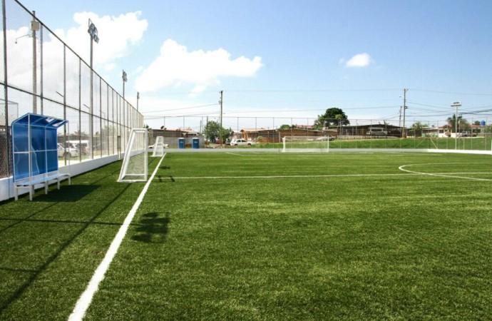 Más de 60 mil personas se beneficiarán del nuevo Complejo Cultural y Deportivo La Siesta