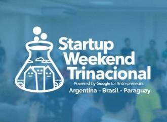 CONACYT Paraguay declaró de interés tecnológico el Startup Weekend Trinacional