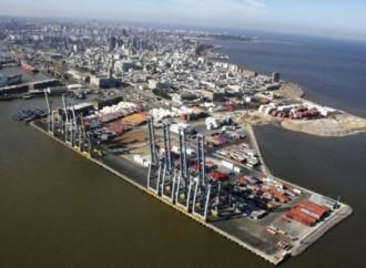 Exportación de bienes uruguayos creció 6,7% durante losprimeros ocho meses del año