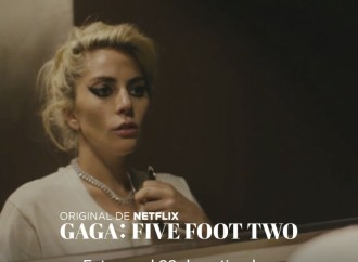 ​¡Llamando a todos los Little Monsters! El teaser de Gaga: Five Foot Two ha llegado
