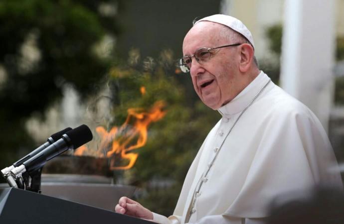 Papa Francisco en su visita a Colombia (vídeo)