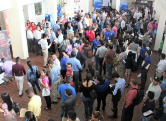 Gran participación de Jóvenes profesionales y técnicos en feria de empleo focalizada de Panamá Pacifico