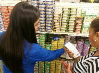 AUPSA promueve uso de la AppAUPSA GO entre clientes de supermercados