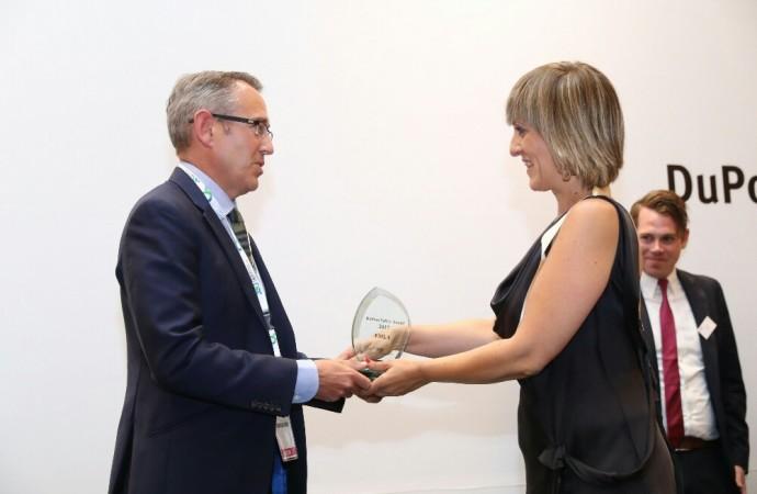 Gas Natural Fenosa galardonada en los Premios Internacionales de Seguridad y Sostenibilidad de Dupont