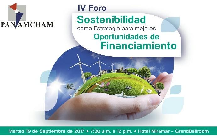 Llega el IV Foro de Sostenibilidad – AmCham 2017