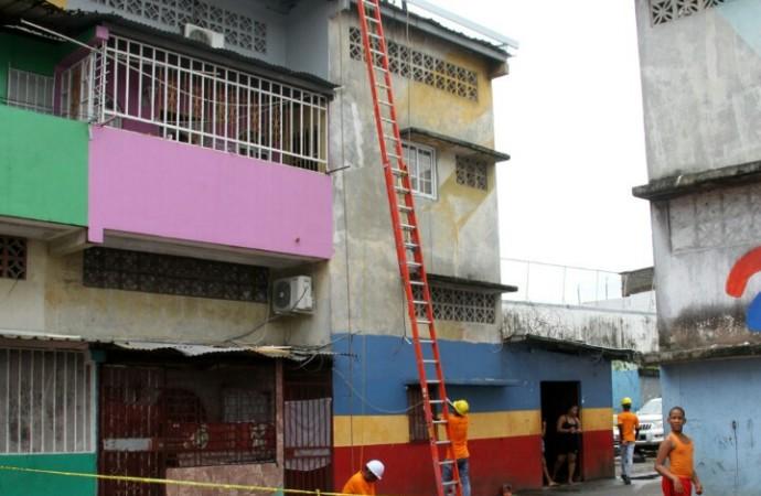 Avanzan trabajos de rehabilitación en La Renovación y Llano Bonito