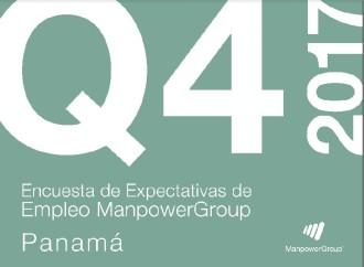Empleadores panameños esperan modesto incremento en plantillas laborales para el Q4 2017