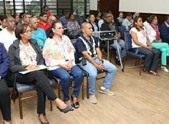 Colaboradores del TE en etapa de jubilación participan en Talleres para el fomento de vida saludable