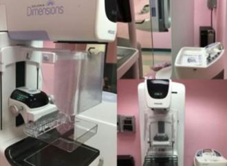 La CSS incorpora tecnología de punta en la lucha contra el cáncer de mamas