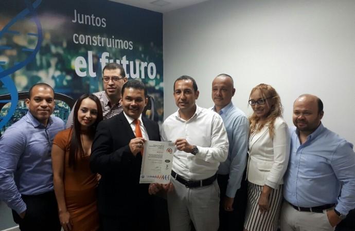 SONDA Panamá recibe certificación de Gestión de Calidad Internacional ISO 9001:2015