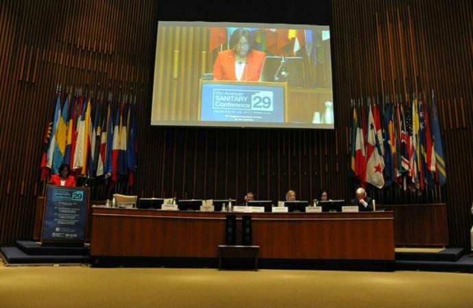 Conferencia Sanitaria Panamericana cierra con nueva agenda de salud para las Américas hasta 2030