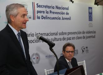 Instituciones, organismos y sociedad civil trabajan en la prevención de la violencia en jóvenes