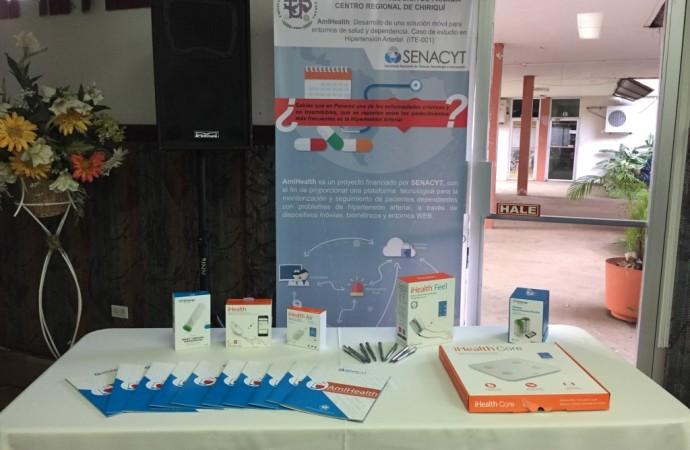 Presentan plataforma que ayuda a pacientes con problemas de hipertensión arterial