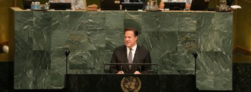Presidente Varela destacó el diálogo como herramienta para la paz social y combate al narcotráfico en la región